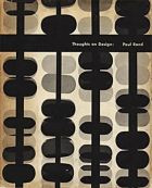 Books on makers: Thoughts on Design by Paul Rand #design