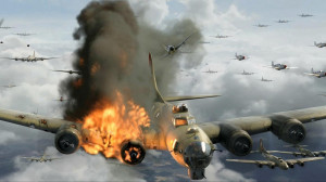 Red Tails Video Wallpaper