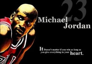 ... Motivational Quotes - The Sport Of Basketball's Greatest Player