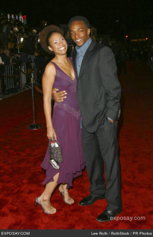 Anthony Mackie Talks About How His Girlfriend Supports Him, Paying ...