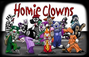 All Graphics » homie clowns