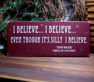 Believe... I Believe