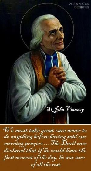 DouayRheims: St. John Vianney