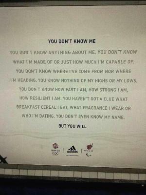 Adidas quote.