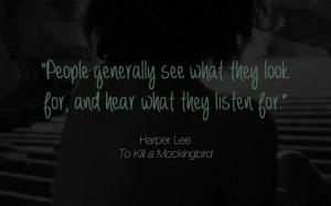 Harper Lee, To Kill a Mockingbird, quotes, Wynzie Chai, Hood scarf ...