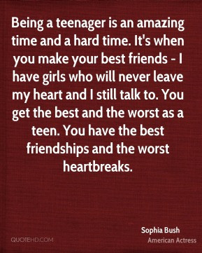 quotes about being a teenager Being A Teenager Quotes
