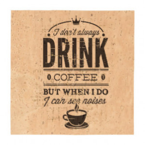 Funny Drinking Quotes Drink Coasters