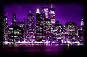 Purple City Image