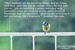 14 Quotes Every Animal Advocate Should Know By Heart - I LOVE THESE!!!
