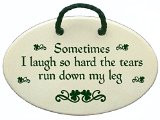 and wall art signs with funny sayings and quotes about laughter ...