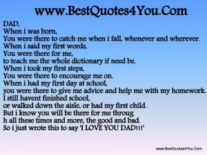 Best Quotes On Father