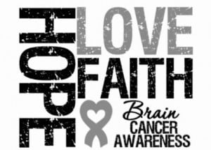 Brain Cancer Quotes Awareness Month