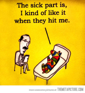 Funny photos funny pinata therapy psycologist