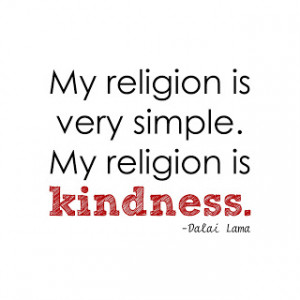 Quote: Kindness