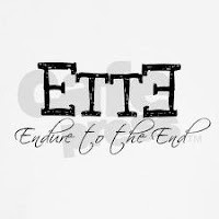 Endure to the End - ETTE