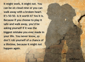 Love Risk Quotes Pictures