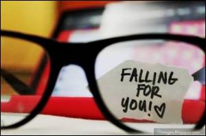 Quote, glasses, art, heart, beautiful