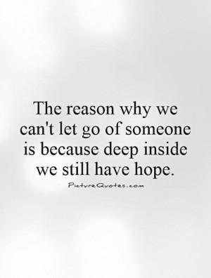 20+ Sad And Depressed Letting Go Quotes