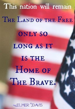 Amen! What a great quote for our Veterans! http://thestir.cafemom.com ...