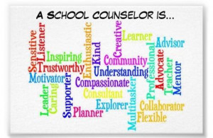 School Counselors A school counselor is.