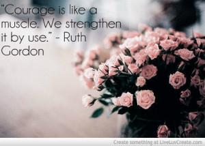 Ruth Gordon Quote