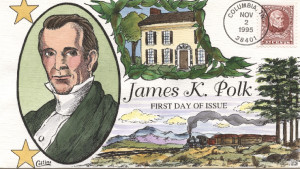 James K. Polk Timeline – Family