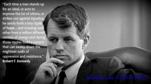 Robert F. Kennedy Quote