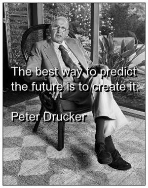 Peter drucker, pr...