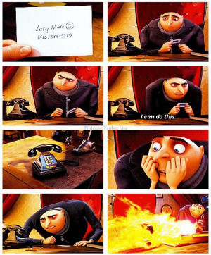 Despicable me 2 Funny Quotes Despicable me Funny Quotes