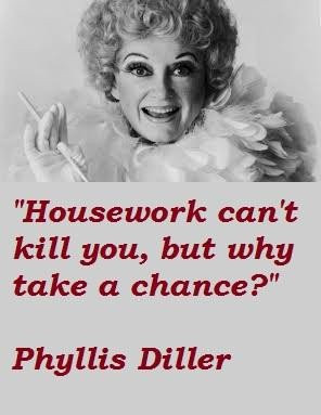 Phyllis diller famous quotes 1