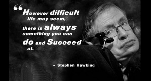 Inspirational Stephen Hawking Quotes