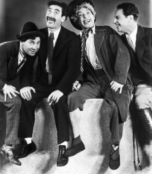 401st POST: THE MARX BROTHER'S PART 2!!!!