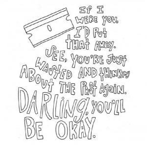 You'll be okay.