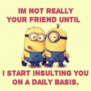Top 30 Funny Minions Friendship Quotes #Funniest