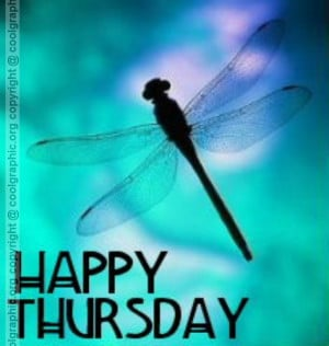 Happy Thursday Graphic For Orkut, Myspace & Facebook Friends