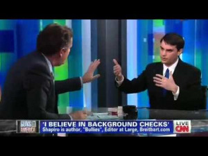 Ben Shapiro: Piers Morgan a bully standing on the graves of Sandy Hook ...