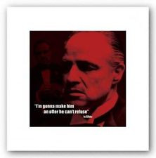 NEW The Godfather Classic Quotes by Carlo De Vito Hardcover Book ...