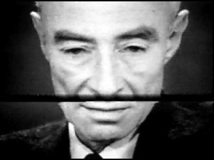 Atomic Age - J. Robert Oppenheimer Quote