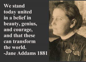 Home Quotes Jane Addams Quotes