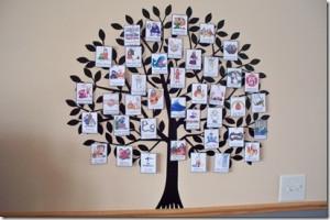 Printable Jesse Tree Advent ornaments