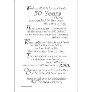 ... VERSE133 - 50th Anniversary - Poem for a Page - Sticker Packages