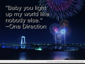 One Direction Quote 0001
