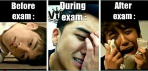 big bang, exam, funny, kpop, kpop worldwide