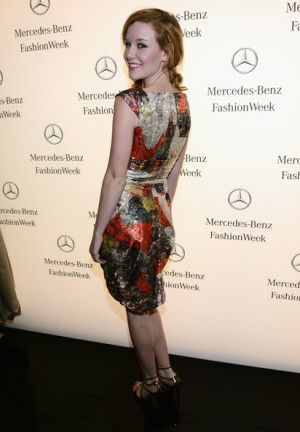 Madisen Beaty 2013 Mbfw spring 2013 - official coverage - people and ...