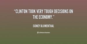 Tough Decision Quotes