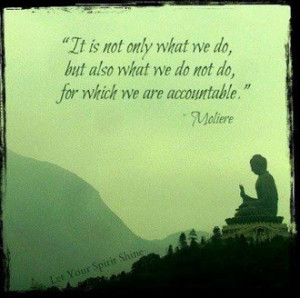 Quotes About Accountability...