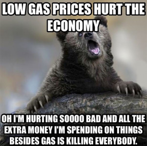 When People Complain About Gas Prices