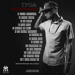 Tyga - Black Thoughts (Mixtape)