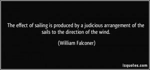 More William Falconer Quotes