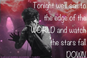 ... for this image include: the fallout, love, Lyrics, pretty and quote